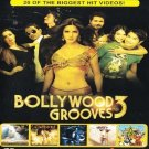 Bollywood Grooves 3 Hindi Video DVD (2012/Bollywood/Indian)