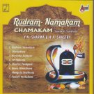 Rudram Namakam Chamakam Sanskrit Devotional Audio CD by Y.N Sharma, H.A Shastry