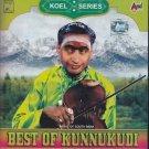 Best of Kunnikudi Classical Instrumental Audio CD (Carnatic Classical)