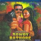 Rowdy Rathore Hindi Blu Ray (2012/Bollywood/In​dian/Cinema/Film) - Akshay Kumar