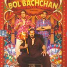 Bol Bachchan Hindi DVD (2012) (Bollywood/Indian/ Film/ Cinema/ Movie)*Abhishek