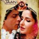 Jab Tak Hai Jaan Hindi CD (2012/Bollywood/Cinema/YRF)*Shahrukh Khan,Katrina Kaif
