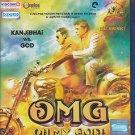 Oh My God (OMG) Hindi Blu Ray(2012/Indian/Bollywood/Film)*Akshay Kumar, Paresh