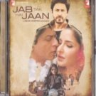 Jab Tak Hai Jaan Hindi Audio CD (2012)(Bollywood/Film/Cinema/Movie) SRK, YRF