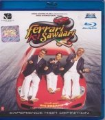 Ferrari Ki Sawaari Hindi Blu Ray (2012)(Bollywood/Hindi/Film/Cinema)