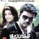 Thuppakki Original Tamil DVD (2012/Cinema/Tollywood/Indian/w/ English Subtitles)