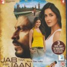 Jab Tak Hai Jaan Hindi Blu Ray(Yash Chopra/Indian/Bollywood/Film)*Shahrukh Khan