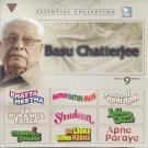 Basu Chatterjee Essential Collection 9 Hindi DVD Pack (Indian/Bollywood/Cinema)