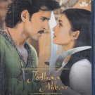 Jodha Akbar Hindi Blu Ray Stg Aishwarya Rai and Hrithik Roshan
