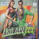 Khiladi 786 Hindi Blu Ray (2012) (Bollywood/ Film / Indian /Cinema)*Akshay, Asin