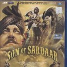 Son of Sardar Hindi Blu Ray (2012/Indian/Bollywood/Cinema/Film)* Ajay, Sonakshi