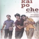 Kai Po Che Hindi DVD (Bollywood/Film/Cinema/Indian/Movie/2013)*Abhishek Kapoor