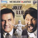 Jolly LLB Hindi Blu Ray (Bollywood/Indian/Cinema/Film)*Arshad Warsi, Boman Irani
