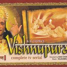 Vishnupuran Set 2 Complete Hindi TV Series DVD (Without Subtitles) (6 DVD set)