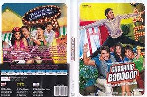 Chashme Baddoor Hindi DVD (2013) Original (Bollywood/Cinema/Film) David Dhawan
