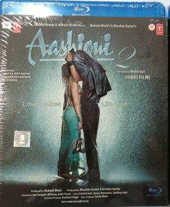 Aashiqui 2 Hindi Blu Ray (2013/Film/Bollywood/Cinema) Stg Aditya Roy Kapoor