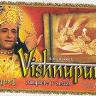 Vishnupuran Hindi DVD Set  (Indian/Mythological/Religion/Film)