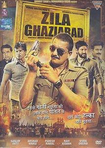 Zila Ghaziabad Hindi DVD (Bollywood/Indian/Film)(Sanjay Dutt, Arshad Warsi)
