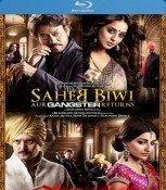 Saheb Biwi Aur Gangster Returns Hindi Blu Ray (2013/Jimmy shergill/Cinema/Film)