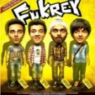 Fukrey Hindi DVD (Bollywood/Comedy/Cinema/2013/Mrighdeep Singh Lamba)