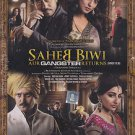 Saheb Biwi Aur Gangster Returns Hindi DVD (Bollywood/Indian) (Jimmy Shergill)