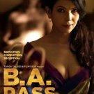 B.A. Pass Hindi DVD (2013/Indian/Bollywood/India)*Shilpa Shukla, Rajesh Sharma