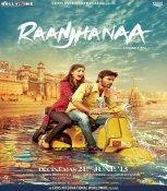 Raanjhanaa Hindi Blu Ray(2013/Indian/Bollywood/Cinema/Film)*Dhanush,Sonam Kapoor