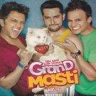 Grand Masti Hindi DVD