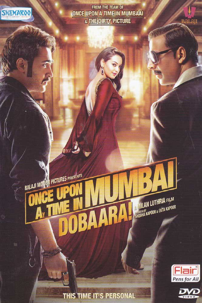 Once Upon A Time In Mumbaai Songs Download: Once Upon
