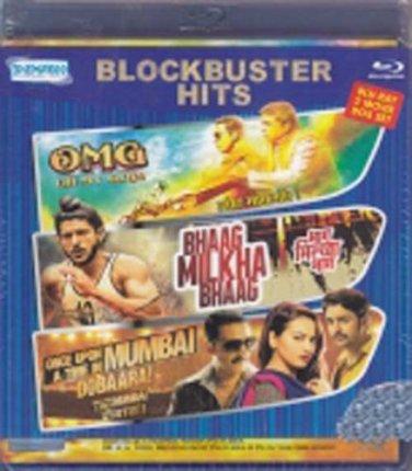 Bollywood Hindi BluRay(OMG,Bhaag MIlkha Bhaag,Once Upon A Time In Mumbai Dobara)