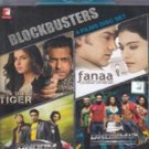 Bollywood Hit Movies Blu Ray Combo (Hindi) (Fanna,Ek Tha Tiger,Dhoom,Dhoom 2)