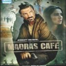Madras Cafe Hindi DVD (Bollywood/2013/Cinema)
