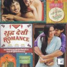 Shudh Desi Romance Hindi DVD (Bollywood/2013/Cinema)