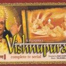 Vishnupuran Set 1 Complete Hindi TV Series DVD (Without Subtitles) (6 DVD set)