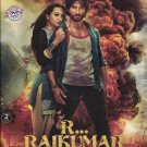 R... Rajkumar Hindi DVD*ing Shahid Kapoor, Sonakshi Sinha (Bollywood/Film/2014)
