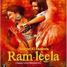 Ram Leela Hindi DVD Film by Sanjay Leela Bhansali*Ranveer Singh,Deepika Padukone