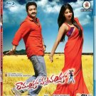 RAMAYYA VASTAVAYYA Telugu Blu Ray(2014/Indian/Cinema/Film)*Jr. NTR,SHRUTI HAASAN