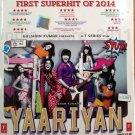 Yaariyan Hindi Blu Ray (2014/Bollywood/Movie/Cinema/Film/Director/Divya Khosla)