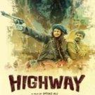 Highway Hindi DVD (2014/Bollywood/Film/Cinema/Drama)* Randeep Hooda,Alia Bhatt