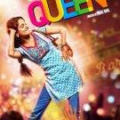 Queen Hindi Blu Ray (2014/Bollywood/Cinema/w English Subtitles)* Kangana Ranaut