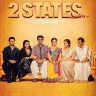 2 States DVD (Bollywood HindiFilm/Movie) Arjun Kapoor, Alia Bhatt, Amrita Singh