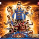 Happy New Year Hindi Audio CD (Bollywood/2014/Hindi Songs)