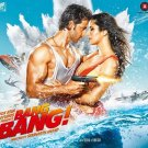 Bang Bang Hindi Audio CD (Hrithik Roshan/Katrina Kaif/2014/Bollywood)