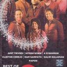 Coke Studio @ MTV Season 3 (2 CD+2DVD) Disc Set(Hindi/Indian/Movie/Film/Music)