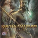 Kochadaiyaan Hindi DVD*ing Rajnikanth, Deepika (Bollywood/Film/2014 Movie)