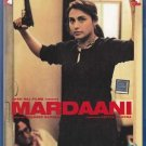 Mardaani Hindi Blu Ray (2014) Bollywood Film Starring: Rani Mukerji,Tahir Raj
