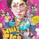 What The Fish Hindi DVD *ing Dimple Kapadia (Bollywod/ Film/2014 Movie)