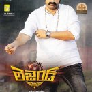 Legend Telugu DVD (Starring: Bala Krishna, Jagapathi Babu, Sonal Chauhan)