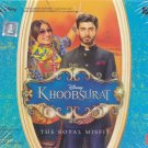 Khoobsurat Hindi Audio CD Starring Sonam Kapoor, Fawad Khan (2014/Bollywood)