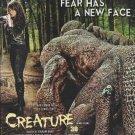 Creature 3D Hindi DVD (Stg: Bipasha Basu, Imran Abbas Naqvi, Mukul